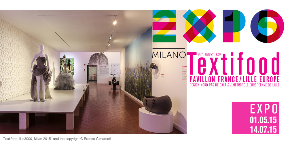 UMORFIL� Beauty Fiber� in TEXTIFOOD France/Lille Europe Pavilion ...